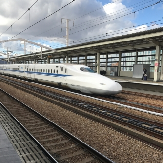 Shinkansen vai...