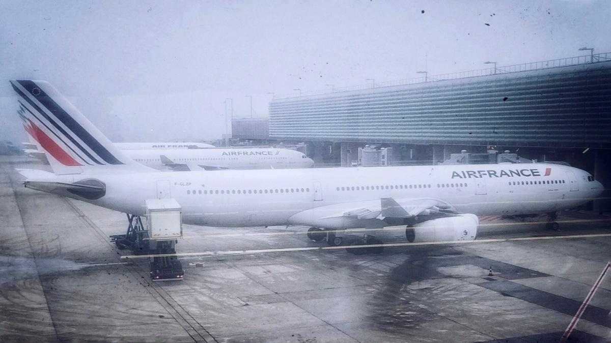 Um jeito fácil e econômico de sair e chegar ao Aeroporto de Paris-Charles de Gaulle